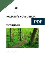 Caminos Hacia Mas Consciencia y Felicidad