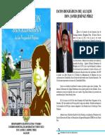Informacion de San Sebastian