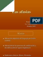Las Afasias