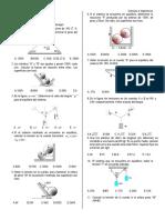 Física 04 Equilibrio Estático