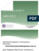 Contabilidad II - Introduccion Campus