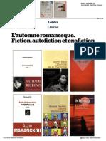 Le Quotidien Du Pharmacien 10 Septembre 2015 NR