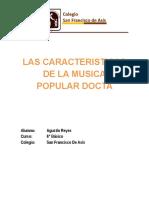 Las Caracteristicas de La Musica Popular Docta 2
