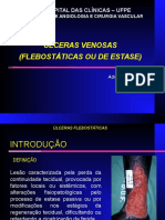 úlcera flebostática