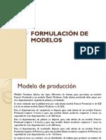 Formulación de Modelos IOS 1