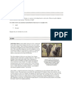 elephants on the move - 1080 lexile level