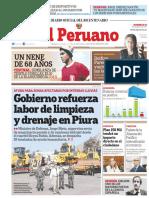 Publicacion El Peruano