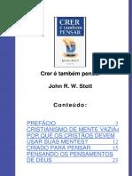 Crer é também pensar - John Stott.pdf