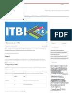 Entenda Tudo Sobre o ITBI _ Tibério