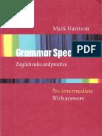Grammar Spectrum 2 Pre-Intermediate