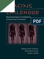 Tracing Childhood. Bioarchaeological Investigations - Jennifer L. Thompson Et Al.