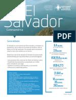 ANALISIS ECONOMICO EL SALVADOR