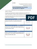 ejercicios de relajacion y fortalecimiento de la musculatura temporo-mandibular