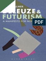 Deleuze and Futurism_ a Manifes - Helen Palmer
