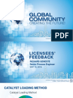 2016SDLM 20160516 1615 RGeneste 2016 Licensee Questionnaire Summary ONSITE-FINAL