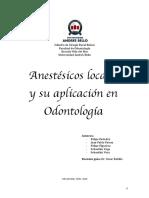 Cirugía bucal básica - Anestésicos Locales.pdf