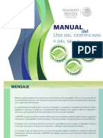 Uso Sello y Certif