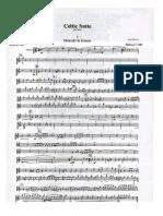 Celtic Suite- Cuarteto de Sax