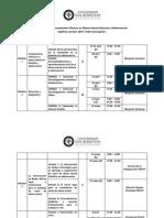 Cronograma Diplomado ASI 2017