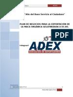 Maca Gelatinizada - ADEX DAGRO II