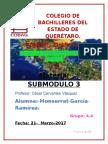 Colegio de Bachilleres Del Estado de Querétaro Biodiversidad