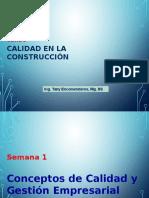 Curso_Calidad en La Construcción