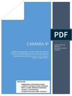 Camara Ip Informe Final