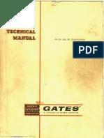 Gates FM-1B Technical Manual