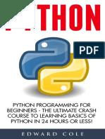 Python beginners