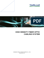 High Density Fiber Optic Cabling System-2017