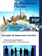 Concepto de Empresario Turístico 1