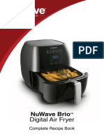 Nu Wave Air f Yer Recipes