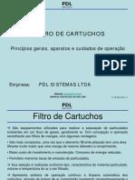 4-TR-EQ-0001-0 - Apresentacao Filtro Cartucho (FC) - Padrao PDL