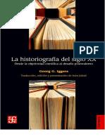 Historiografía Del Siglo XX - Georg Iggers