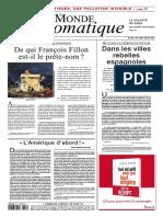Le Monde Diplomatique 2017 02