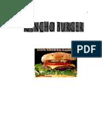 Empresa Rancho Burger Servicios II