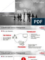 Fujitsu ServiceNow