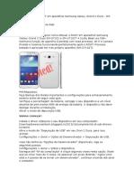Como Efetuar o ROOT Em Aparelhos Samsung Galaxy Grand 2 Duos - SM-G7102T