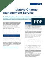 Gft Factsheet Regulatory Change Management Service En