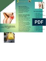 Leaflet penyuluhan osteoartritis denis