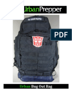 Urban Bug Out Bag - TheUrbanPrepper