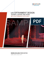 Entertainment Design 3rd Edition
