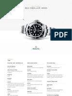Manual Rolex SEA-DWELLER 4000 m116600-0003.pdf