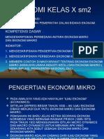 Ekonomi - Makro-mikro ekonomi-.ppt