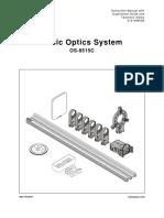02 Basic Optics System Manual OS 8515C