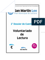 Dossier de Cuentos San Martín Lee
