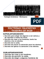 Doctrinas arminianas