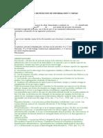 Derecho de Petición de Información y Copias