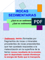 2.4 Rocas Sediementarias
