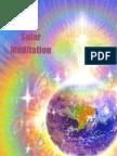 Solar Meditation